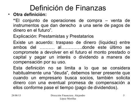 finanzas significado de finanzas diccionario introduccion finanzas