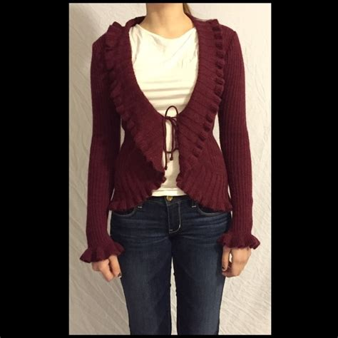 wine colored sweater 37 elisabetta collection sweaters nwt wine colored