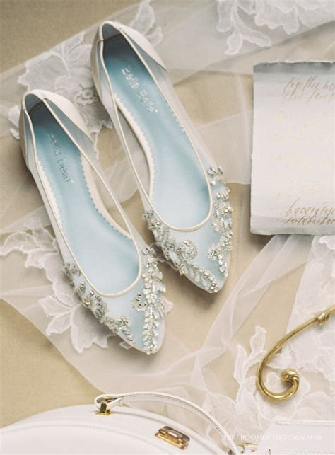 Patrizio Shoes Cookies Flats Chagne beautiful wedding flats with opal and beading bridal