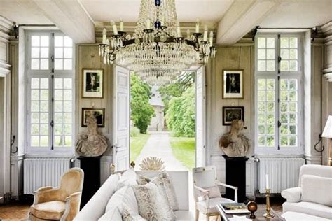 french home interior design comfort and balance designer s country home in normandie