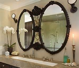 bathroom vanity mirrors rubbed bronze brown design development lighting