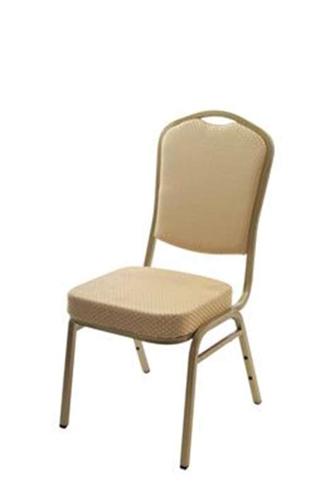 steel emperor banqueting chairs for sale second