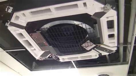 daikin vrv  flat ceiling cassette ductless split ac