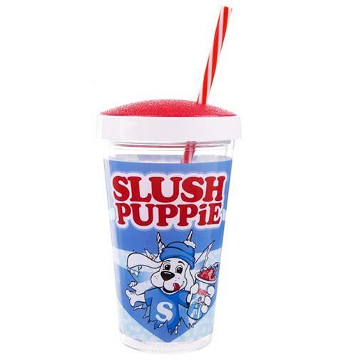 slush puppies official slush puppie straw cup ebay