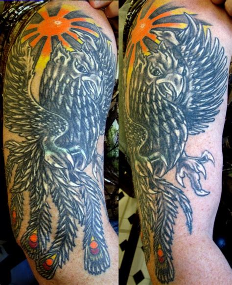 phoenix tattoo cover up navarra s phoenix tattoo cover up custom tattoos by