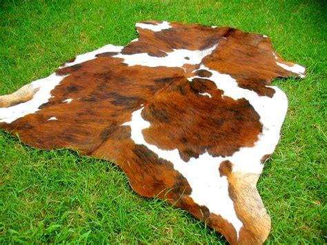 Longhorn Hide Rug New Cowhide Rug Cowskin Cow Hides Stencil Tricolor