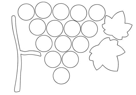 preschool coloring pages grapes 17 best images about grapes on pinterest coloring cafe
