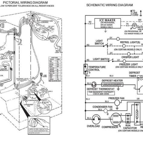 kenmore maker wiring diagram wiring diagram and