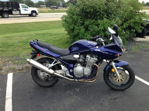 2003 Suzuki Bandit 600 2003 Suzuki Bandit 600s Sportbike For Sale On 2040 Motos