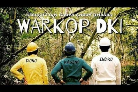 aktor film warkop dki reborn warkop dki reborn diperankan 3 aktor kawakan republika