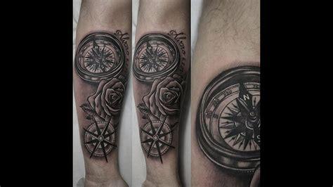 30 ideas y dise 241 os de tatuajes de brujulas youtube