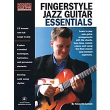 Swing Guitar Essentials String Letter Publishing 9781890490188 string letter publishing performance