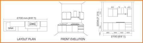 straight floor plan pics for gt straight line kitchen layout