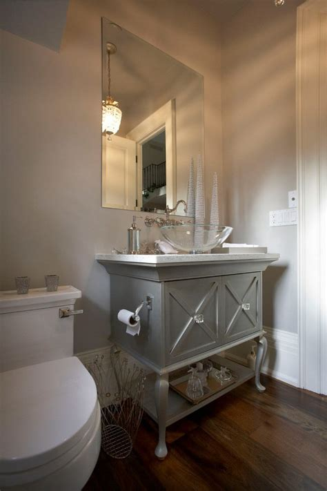 vanity room powder room traditional with wall mounted