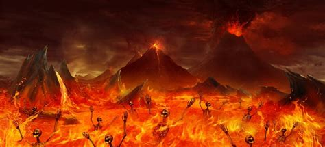 predestined  hell myth evidences   bible