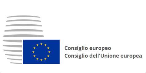 logo presidenza consiglio dei ministri la presidenza consiglio dell unione europea