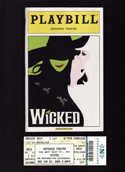 How To Attend Your First Broadway Show Broadway Show Ticket Template