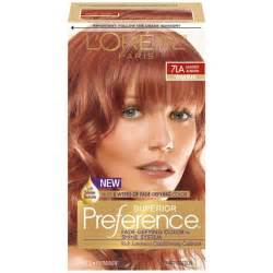 loreal preference hair color shades www imgkid the