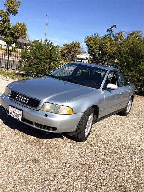 Audi A4 For Sale by For Sale 1998 Audi A4 Quattro 1 8t 5 Speed Audiforums
