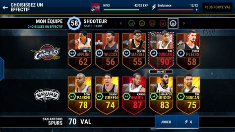 live mobile nba live mobile android 19 20 test photos vid 233 o