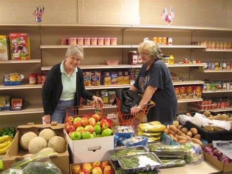 Christian Food Pantry by Photos