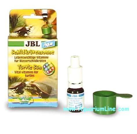 lada uv per tartarughe acquatiche jbl turtle sun acqua 10ml vitamine per tartarughe