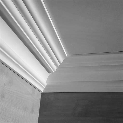Ceiling Cornice Profiles by Coving 155mmx2 5m Cs1855