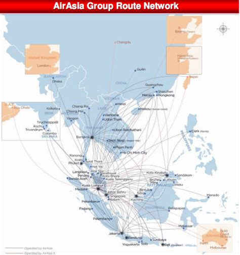 airasia route airasia ancillaries and brutal cost control deliver 17 6