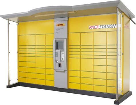 Dhl Paket Nach österreich by Post 24 Und Packstationen Liste