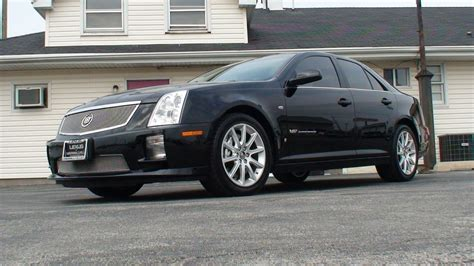 cadillac sts v performance parts cadillac sts v technical details history photos on