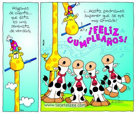 imagenes cumpleaños graciosos tarjetas feliz cumple graciosas imagui