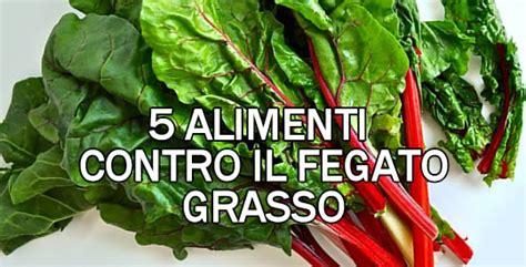alimenti disintossicano il fegato come curare il fegato grasso con questi 5 alimenti naturali