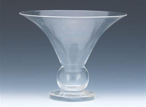 Steuben Vases by Steuben Vase Designed By Sidney Waugh Frederick Carder