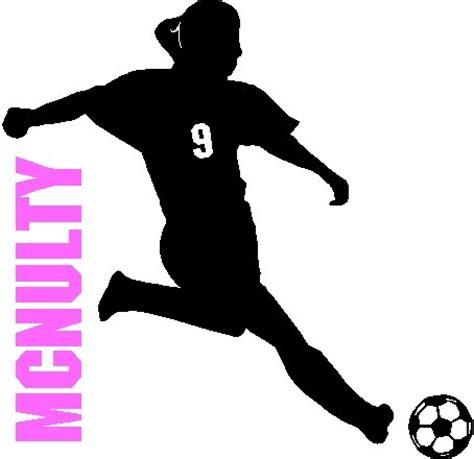 Girl Soccer Player Silhouette - ClipArt Best Girl Soccer Silhouette Clip Art