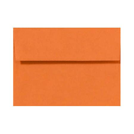 Office Depot A9 Greeting Card Envelope Template by Invitation Envelopes With Peel Press Closure A9 5 34 X