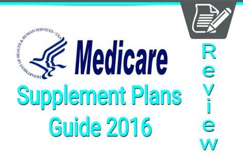 supplement medicare medicare supplement plans review medigap health