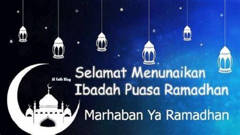 desain kartu ucapan ramadhan jadwal imsakiyah dan buka puasa hari kelima 21 mei 2018 di