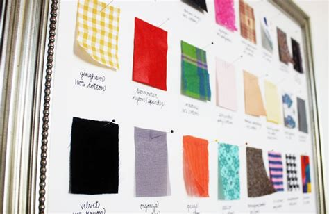 swatch reference guide for fashion fabrics books swatch and learn fashioning a diy fabric library huffpost