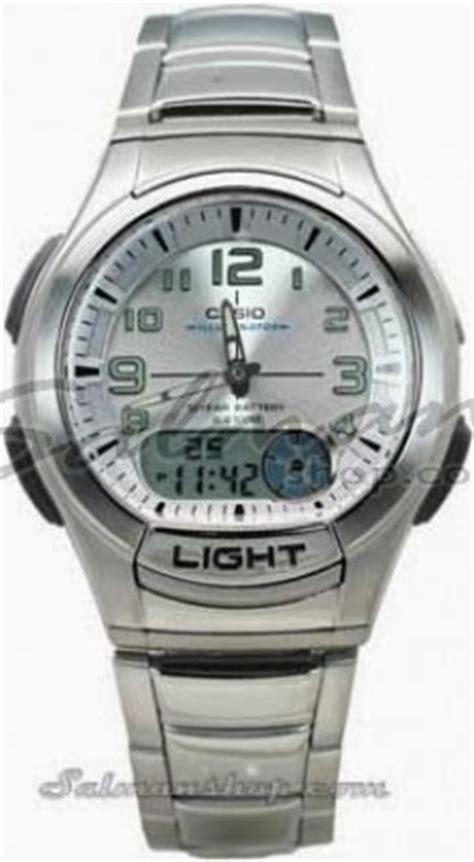 Jam Pria Keren Caterpillar jam tangan sport pria casio aq 180wd 7bvdf yang keren