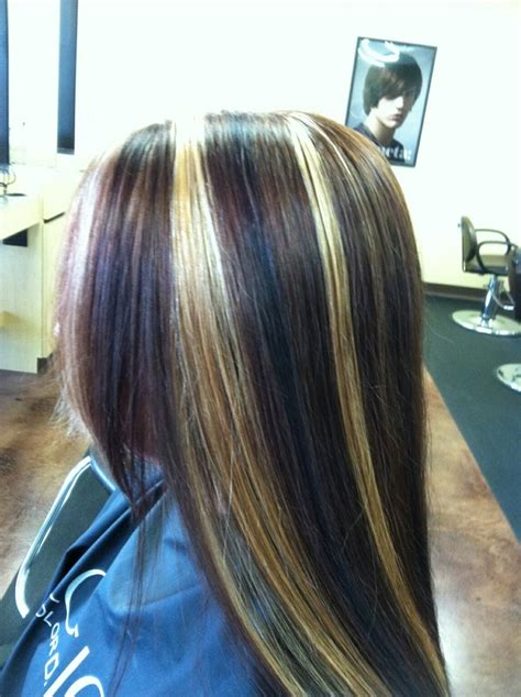 blonde hair with mocha lowlights matrix mocha on highlights hairstylegalleries com