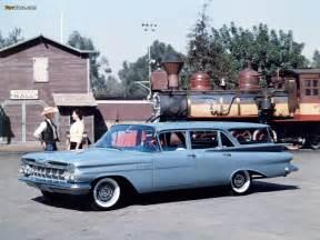 1959 Chevrolet Brookwood 1959 Chevrolet Brookwood Information And Photos Momentcar