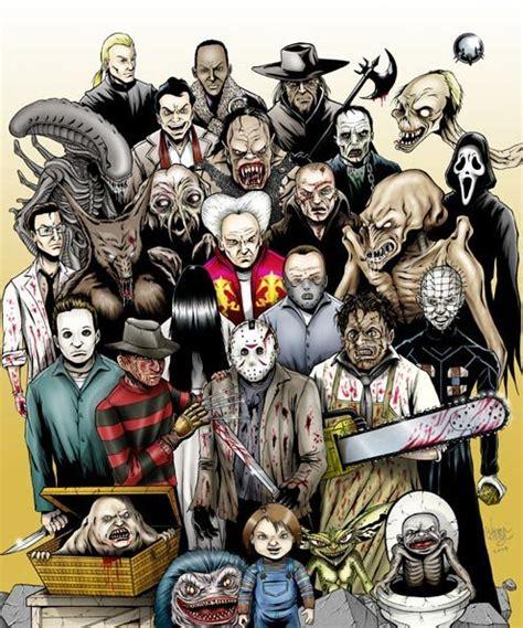 film cartoon horror horror movie illustrations google search illustration