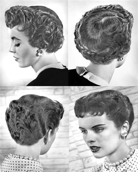 boy haircut retro 58 best 1950 s hair styles images on pinterest beautiful