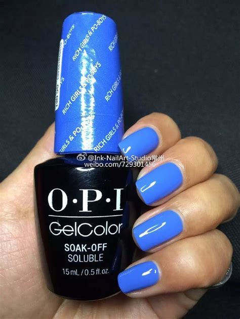 The 25  best Opi gel colors ideas on Pinterest   Gel nail
