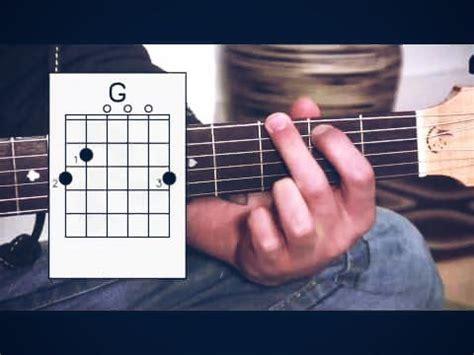 belajar kunci gitar yg gang cara belajar gitar akustik untuk pemula lengkap dengan