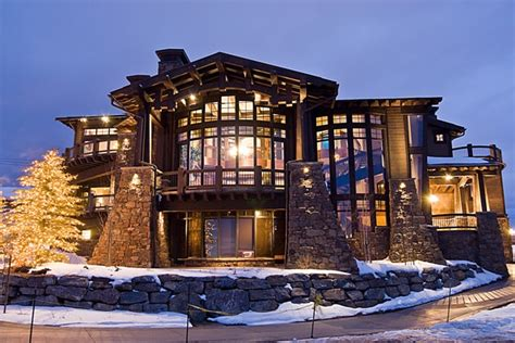a sign of the times mega mansions are selling park city