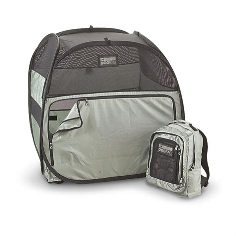 guide gear pillow top gusset dog bed 657471 kennels pet ego 174 portable dog tent kennel 163986 kennels beds