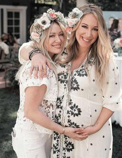 Haylie And Hilary Duff Their For Beckhams Style At The Maxim 100 Chanel Quilted Clutch Bag by 25 Best Ideas About Haylie Duff On Real