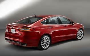 2016 Ford Models 2016 Ford Fusion Changes And Release Date 2016 2017