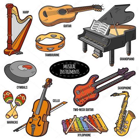 imagenes de instrumentos musicales image gallery instrumentos musicales animados